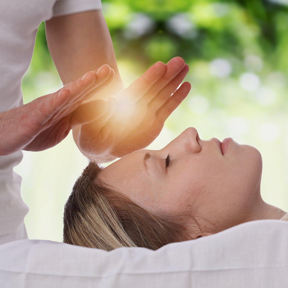 Find reiki healing near me