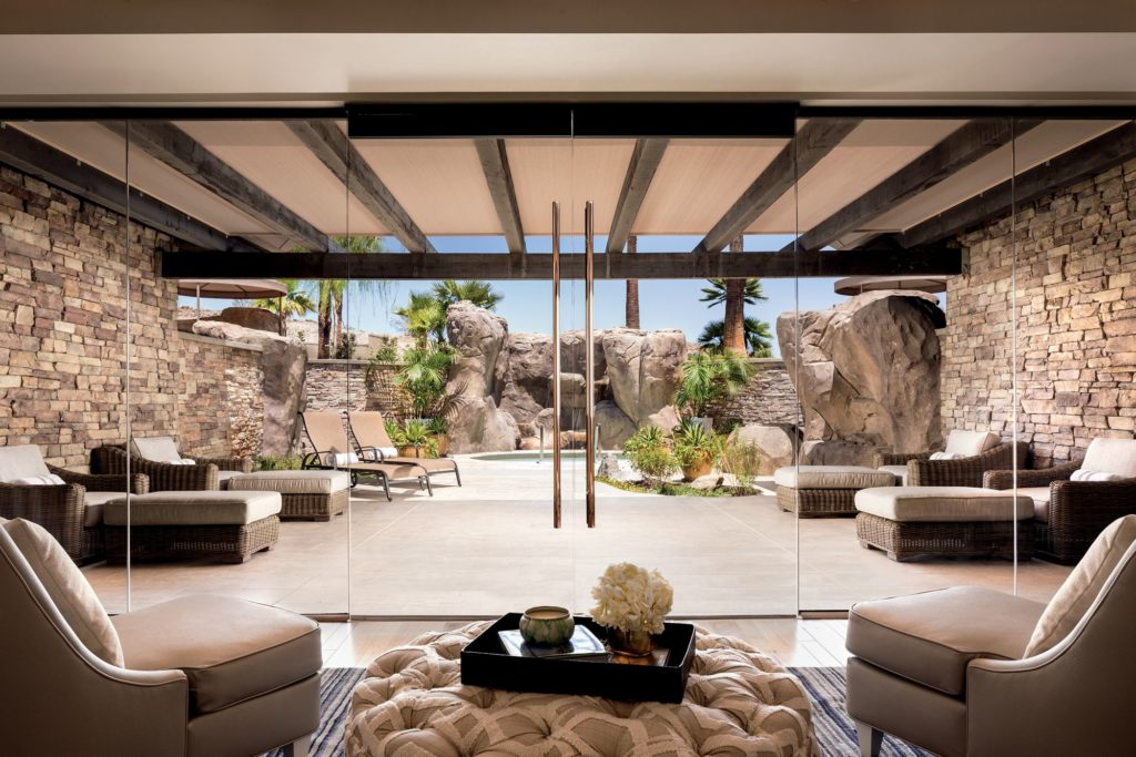 The Ritz-Carlton Spa, Rancho Mirage