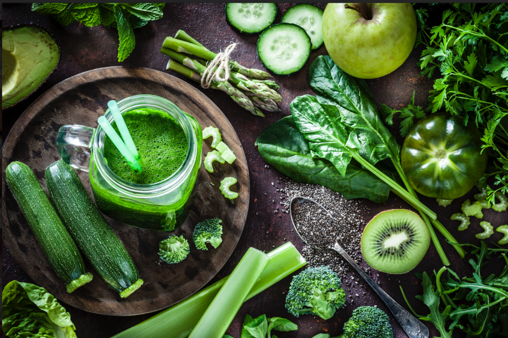 St. Patrick's Day Recipes Veggies and Leafy greens are great for health