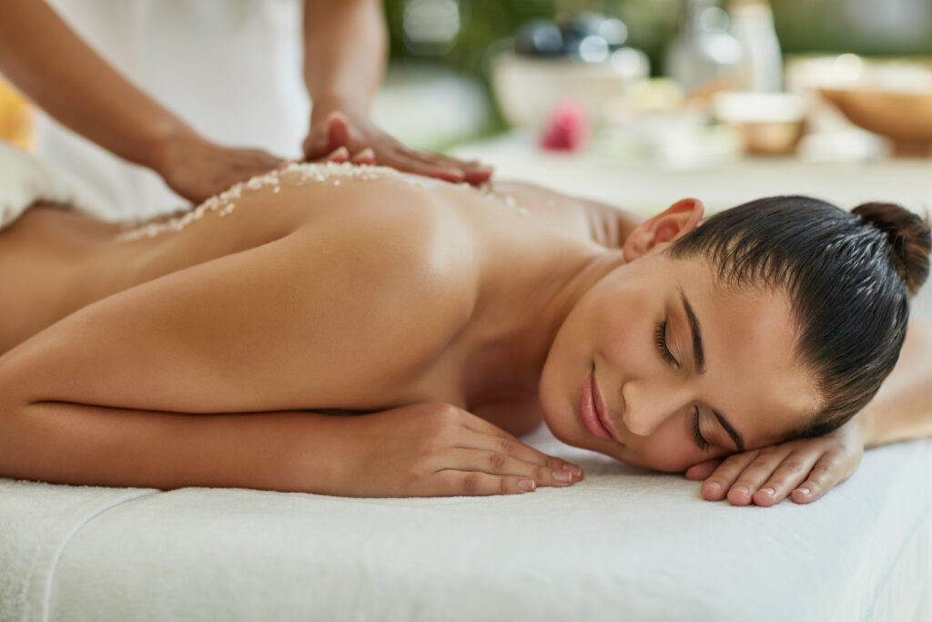 A massage is the ultimate spa service - plus it's fairly affordable.