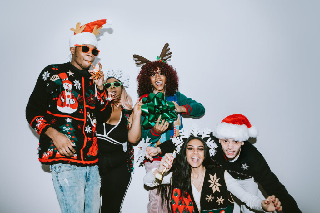 Top 5 Holiday Gift Ideas for the Ugly Christmas Sweater Party