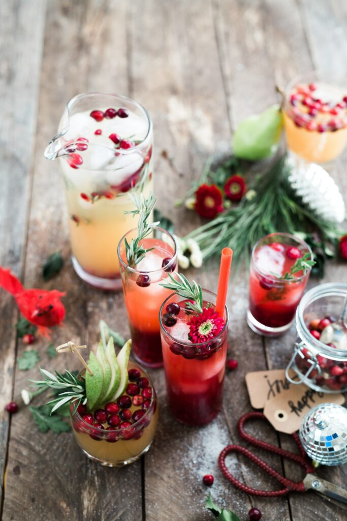 Holiday Drinking: Keeping It Healthy-ish