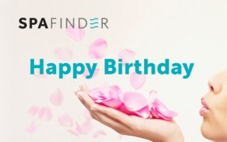 spafinder happy birthday gift card