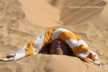 Sand Bathing