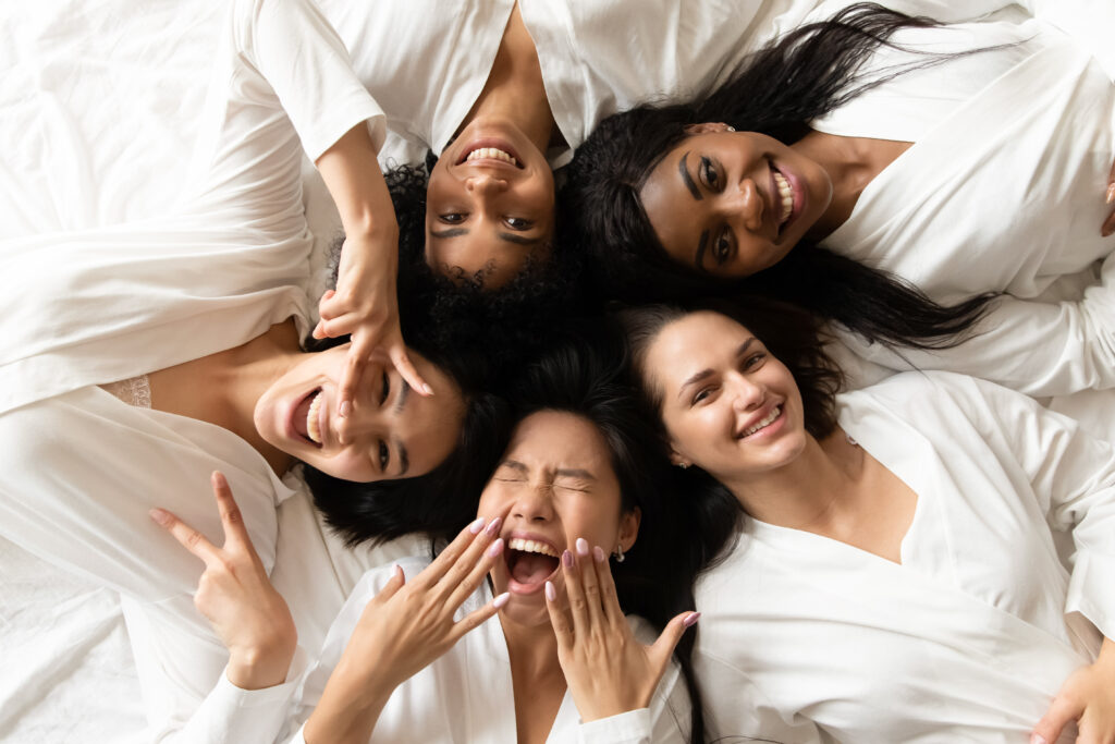 Honor Your Girl Tribe – It's The Key to Your Health