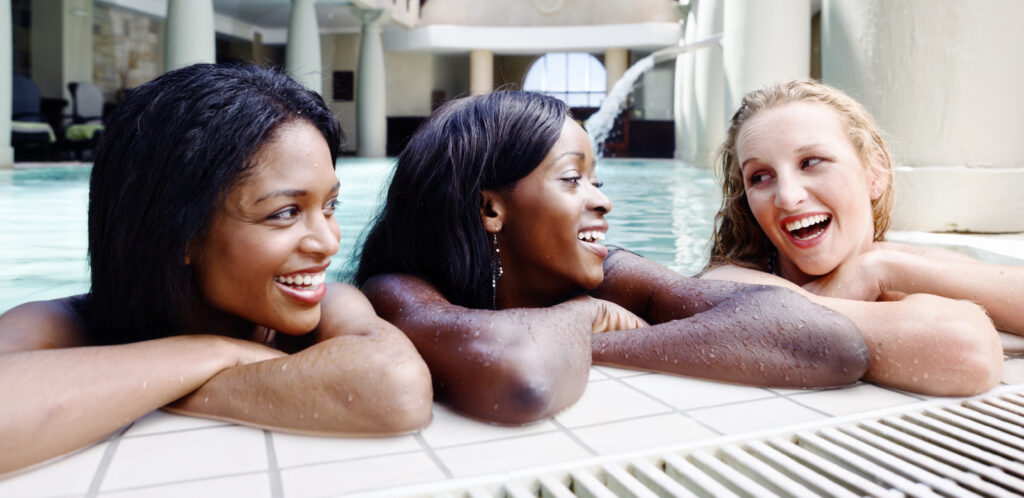 Girls Just Wanna Have Friends	- Why Female Friendships Are Key