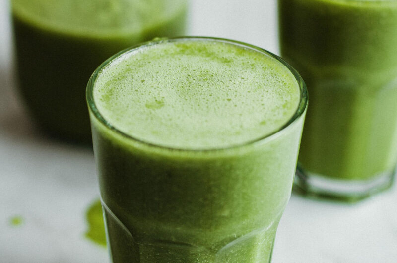 What Is the Sirtfood Diet? And A Delicious Juice Recipe To Get Started