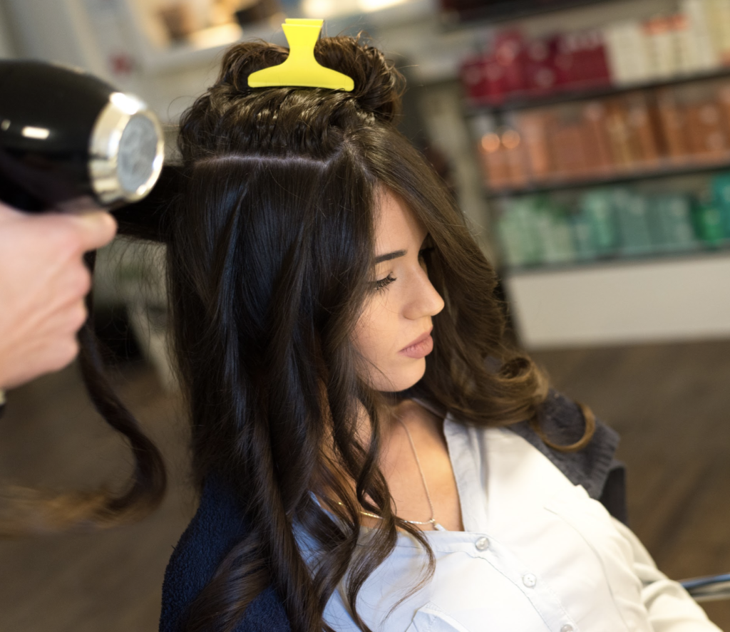 hair salon protocol