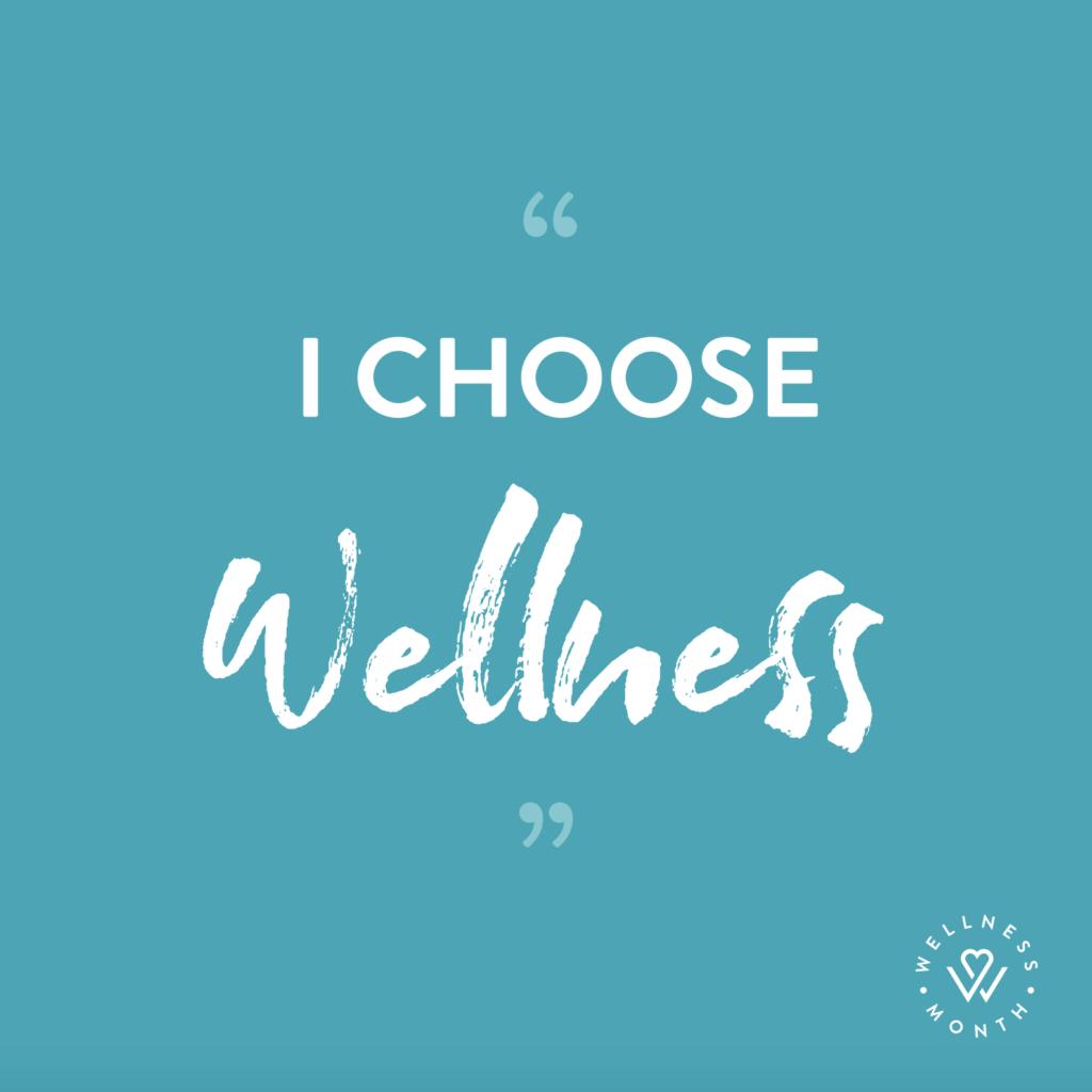 Wellness-Month