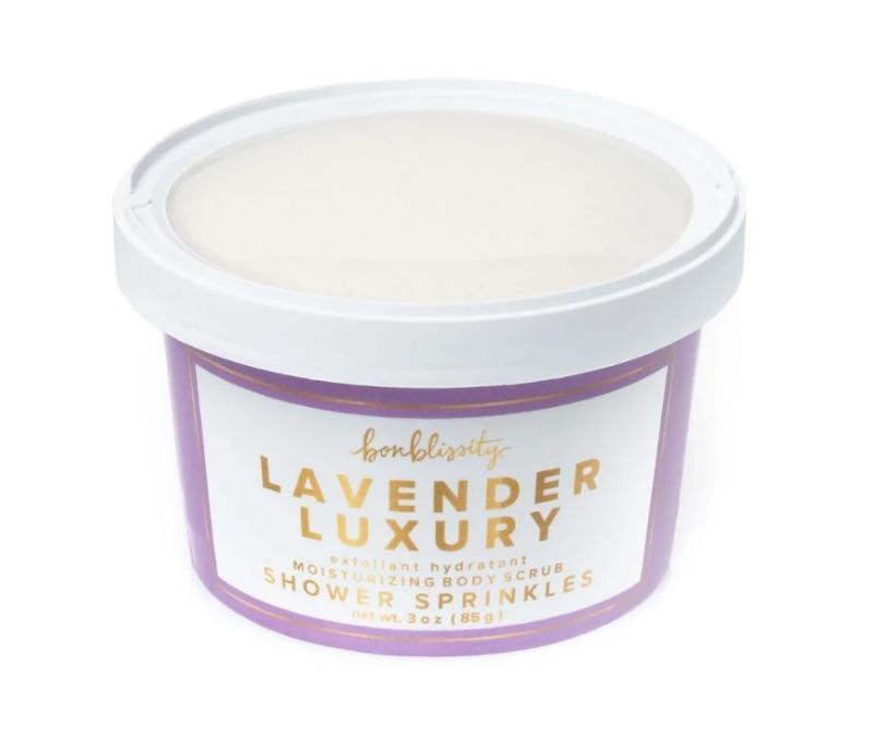 Bonblissity Lavender Luxury Shower Sprinkles