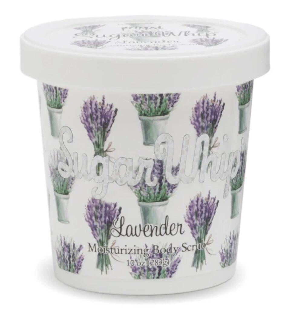 Lavender Sugar Whip Lavender Body Scrub