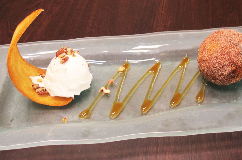 Gluten Free, Guilt Free Donut Holes