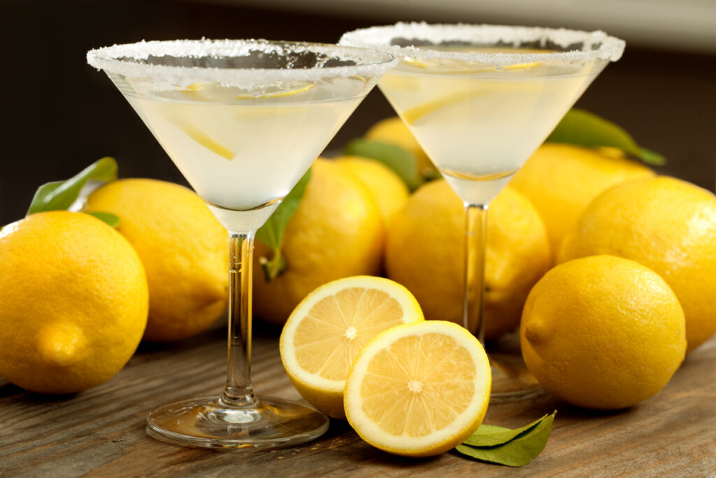 vodka-drinks-lemon-drop-martini