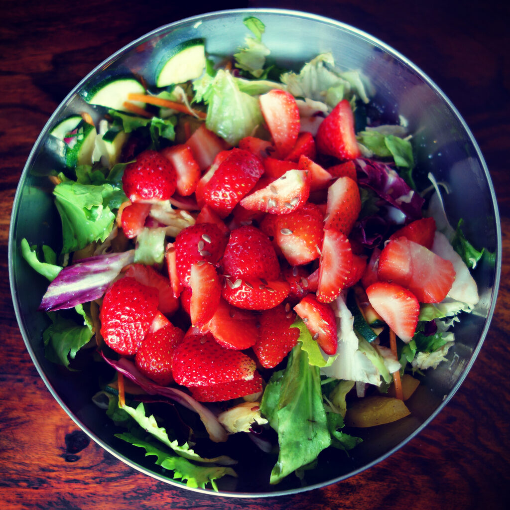 fourth-of-july-recipes-strawberry-salad
