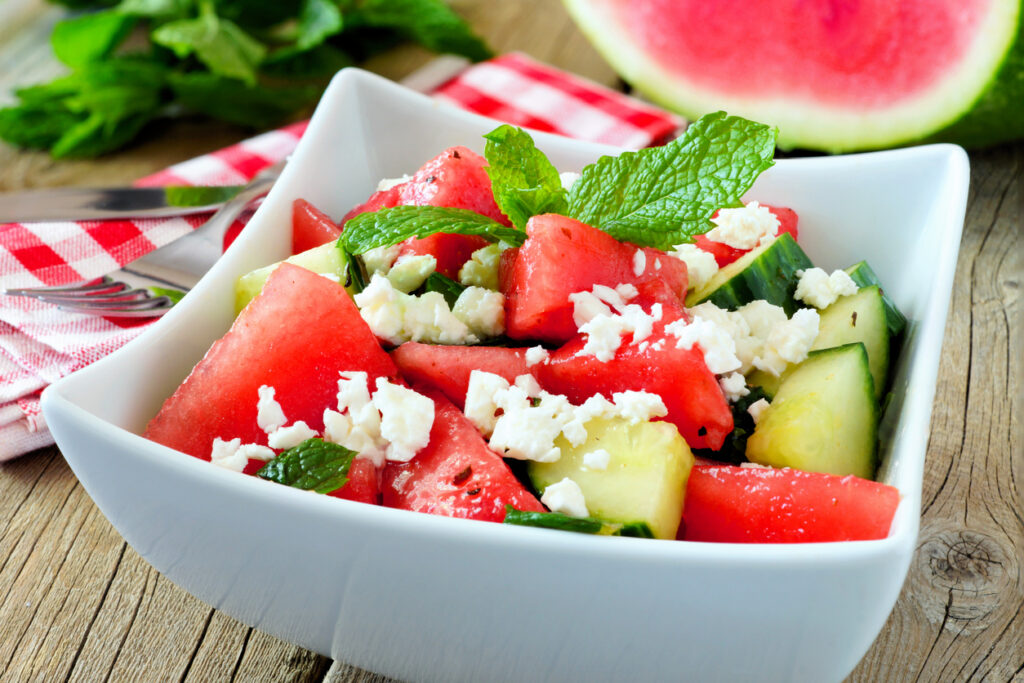 watermelon-salad-with-feta-and-cucumber