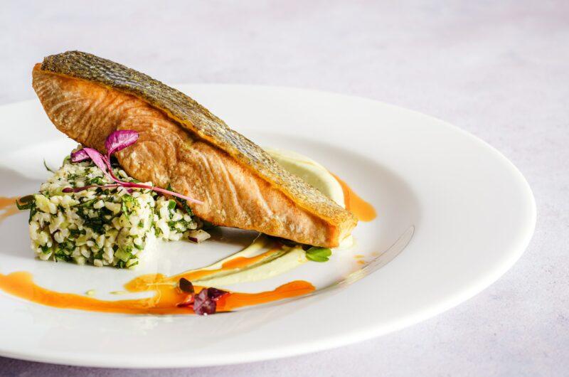 Recipe: Salmon in Dill Sauce